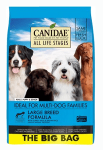 CANIDAE All Life Stages Turkey Meal & Brown Rice Formula Large Breed Dry Dog Food