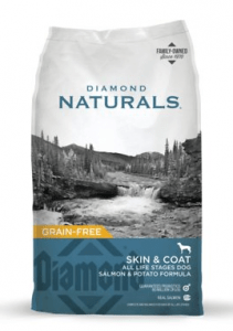 Diamond Naturals Skin & Coat Formula Grain-Free Dry Food