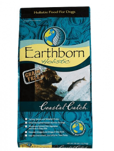 Earthborn Holistic Coastal Catch Grain-Free Natural Dry Food