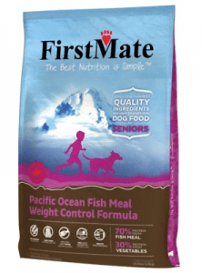 FIRSTMATE PACIFIC OCEAN FISH MEAL WEIGHT CONTROL SENIOR FORMULA