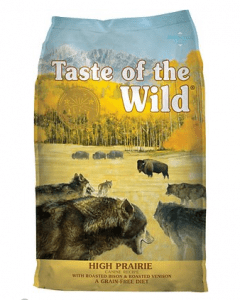 High Prairie Canine Recipe with Roasted Bison and Roasted Venison