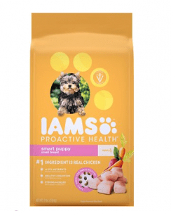 Iams Proactive Health Smart Puppy Small and Toy Breed