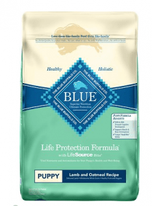 Life Protection Formula: Lamb and Oatmeal Recipe for Puppies