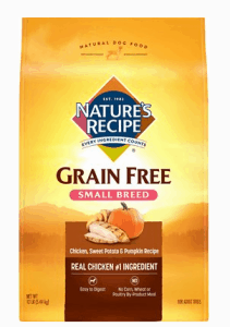 Nature's Recipe Small Breed Grain-Free