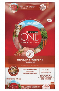 Purina ONE SmartBlend Natural Healthy Weight Formula