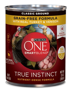 Purina ONE SmartBlend True Instinct Wet