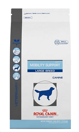 Royal Canin Veterinary Diet Canine Mobility Support Large Breed Dry Food