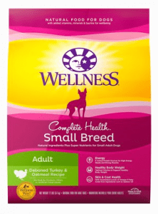 Wellness Complete Health Natural Small Breed Dry