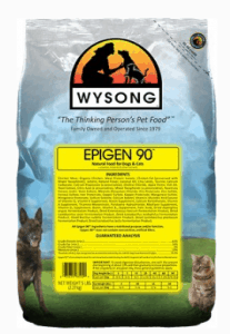 WYSONG EPIGEN 90 STARCH-FREE FORMULA GRAIN-FREE DRY DOG FOOD